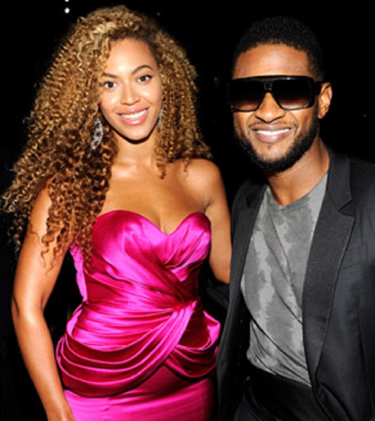 Beyonce vs Usher Debate