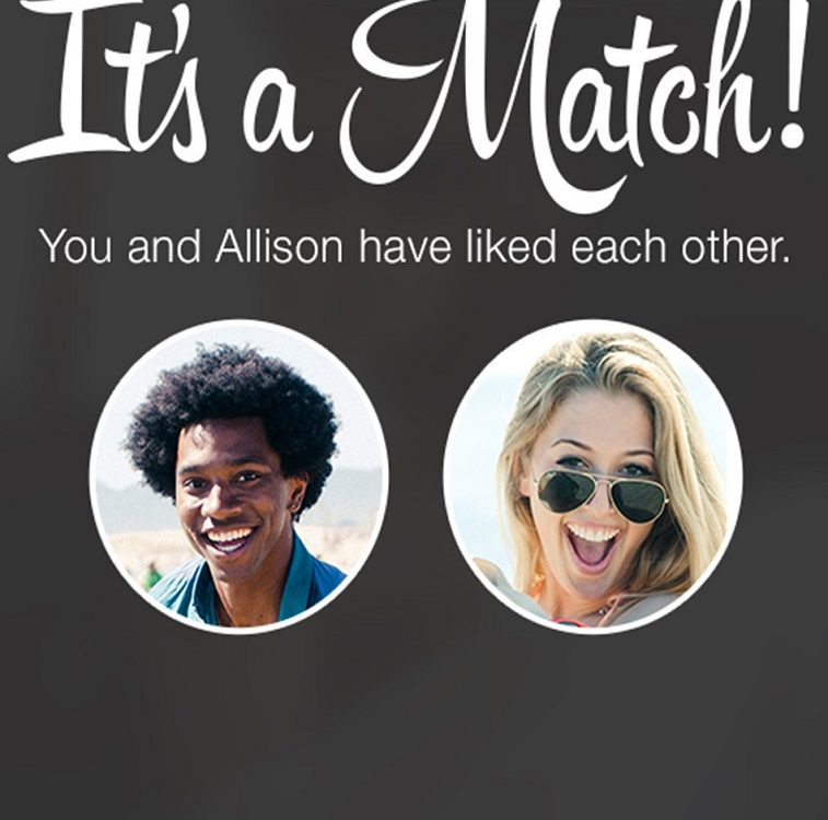 Mobile dating apps are more regressive than progressive.